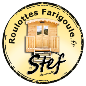 by Stef menuisier roulottes farigoule Farigoule logo